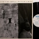Lang, Peter - Back To The Wall - Vinyl LP Record - Folk