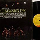 Kingston Trio - The Best Of - Vinyl LP Record - Folk