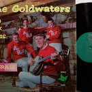 Goldwaters, The - Sing Folk Songs To Bug The Liberals - Vinyl LP Record - Folk