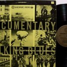 Documentary Talking Blues - Vinyl LP Record - Pat Foster / Dick Weissman - Folk
