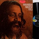 Yogi, Maharishi Mahesh - Self Titled - Vinyl LP Record - Odd Unusual Weird