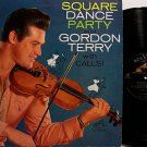 Terry, Gordon - Square Dance Party With Calls - Vinyl LP Record - Odd Unusual Weird