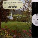 Sexton, Patty - Elvis On My Mind - Vinyl LP Record - Odd Unusual Weird