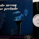 McCoy, Clyde - Blue Prelude - White Label Promo - Vinyl LP Record - Odd Unusual Weird