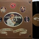 Bell Telephone Company - Good Friends Are For Keeps - Vinyl LP Record - Odd Unusual Weird
