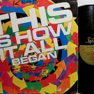 Specialty Story, The - This Is How It All Began - Vinyl LP Record - Blues