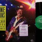 Brooks, Lonnie - Live From Chicago Bayou Lightning Strikes - Vinyl LP Record - Blues