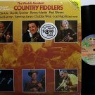 World's Greatest Fiddlers, The - Various Artists - Vinyl 2 LP Record Set - Bluegrass