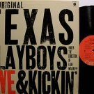 Wills, Bob's Original Texas Playboys - Live & Kickin' - Vinyl LP Record - Country