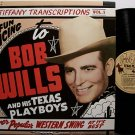 Wills, Bob - The Tiffany Transcriptions Vol. 5 - Vinyl LP Record - Country