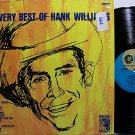 Williams, Hank - The Very Best Of - Vinyl LP Record - Country