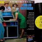 Willis Brothers, The - Bob & Other Songs To Make The Juke Box Play - Vinyl LP Record - Country