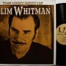 Whitman, Slim - The Very Best Of - Vinyl LP Record - Country