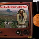 West, Dottie - Country Sunshine - Vinyl LP Record - Country