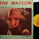 Watson, Gene - Greatest Hits - Vinyl LP Record - Country