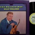 Walker, Billy - The Walker Way - Vinyl LP Record - Country