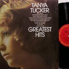 Tucker, Tanya - Tanya Tucker's Greatest Hits (Columbia) - Vinyl LP Record - Country
