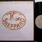 Sheppard, T.G. - TG Sheppard's Greatest Hits - Vinyl LP Record - Country
