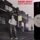Selby, Mark - One Of These Days - Signed - Vinyl LP Record - Country
