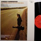 Rodriguez, Johnny - All I Ever Meant To Do Was Sing - Vinyl LP Record - Country