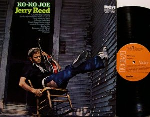 Reed, Jerry - Ko Ko Joe - Vinyl LP Record - Country