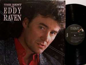 Raven, Eddie - The Best Of - Vinyl LP Record - Country