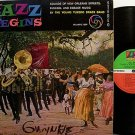 Young Tuxedo Brass Band, The - Jazz Begins - Vinyl LP Record - Jazz