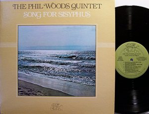 Woods, Phil Quintet The - Songs For Sisyphus - Vinyl Record LP - Jazz