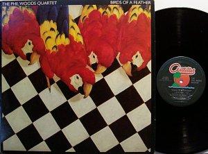 Woods, Phil Quartet The - Birds Of A Feather - Vinyl LP Record - Jazz