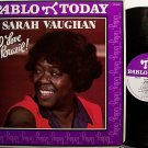 Vaughan, Sarah - I Love Brazil! - Vinyl LP Record - Jazz