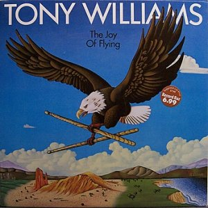 Williams, Tony - The Joy of Flying - Sealed Vinyl LP Record - Jazz