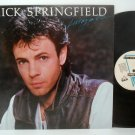 Springfield, Rick - Living In Oz - Vinyl LP Record - Rock