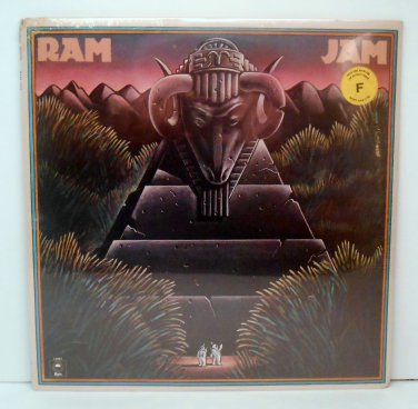 Ram Jam - Self Titled - Vinyl LP - Rock