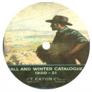 1920-21 Eaton Catalogue Fall & Winter Number 136 on CD