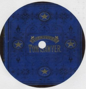The Adventures of Tom Sawyer parts 1 - 8 Ebooks On a CD, by Mark Twain