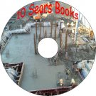 10 Sears Roebuck Old Vintage Books And 8 Mail Order Catalogues on CD Electrical