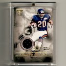 2001 Private Stock Titanium James Allen Game-Used Jersey card - Bears