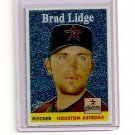 2007 Topps Heritage Chrome Brad Lidge card# THC39 serial #'d 1027/1958