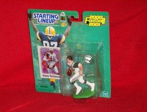 2000 Hasbro Starting Lineup Vinny Testaverde - Jets