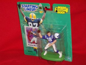 2000 Hasbro Starting Lineup Payton Manning - Colts - Unopened