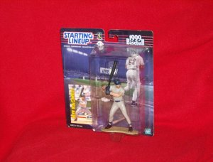 1999 Hasbro Starting Lineup Jeff Bagwell - Astros - Unopened