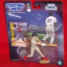 1999 Hasbro Starting Lineup Mark McGwire - Cardinals