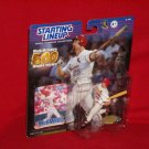 2000 Hasbro Starting Lineup Mark McGwire 500 Home runs