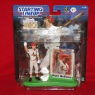 2000 Hasbro Starting Lineup Mark McGwire Commemorative Edition