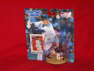 2000 Hasbro Starting Lineup Nomar Garciaparra - Red Sox
