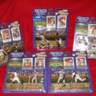 2000 Hasbro Starting Lineup Classic Doubles Complete Set !! 5 packages 10 figures !!
