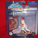 2001 Hasbro Starting Lineup 2 Mark McGwire - Cardinals