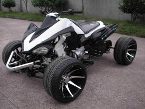 R-12 125cc FOUR WHEELER ATV