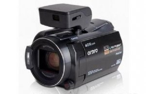 ORDRO HDV-D350 Pico Projector Full HD 40X Zoom Digital Video Camera
