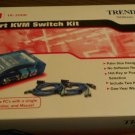 TRENDnet 2 Port KVM Switch TK-200K